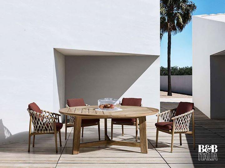 B b italia patio season is finally here enjoy it with for Tavolo alex b b
