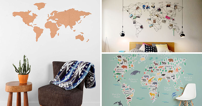 Wallpaper artists think inside the box for a charitable - Plain wall decorating ideas ...
