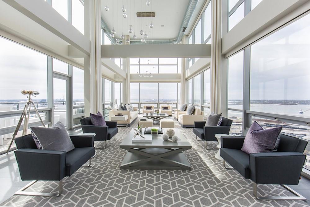 MY HOUSE IDEA: Luxury Penthouse by Turner Development Group