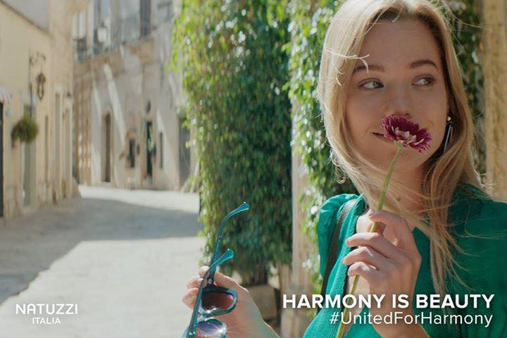 NATUZZI: Harmony is beauty, a hymn to elegance, style and vitality to celebrate life itse…