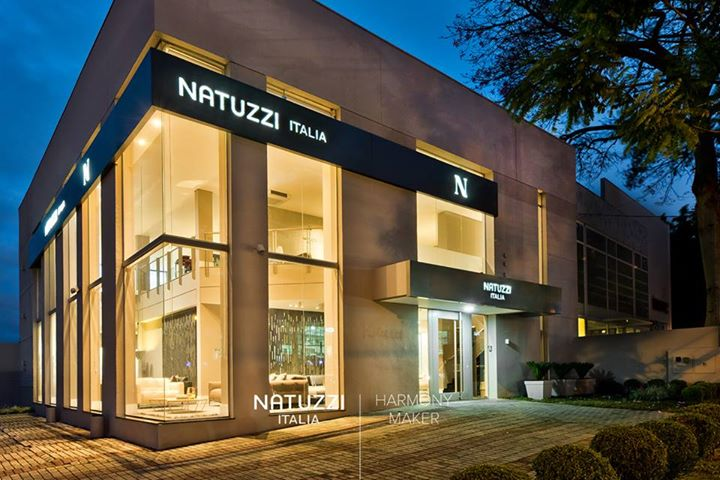 NATUZZI: Natuzzi opens its second Natuzzi Italia store in Brazil in the city of Curitiba,…
