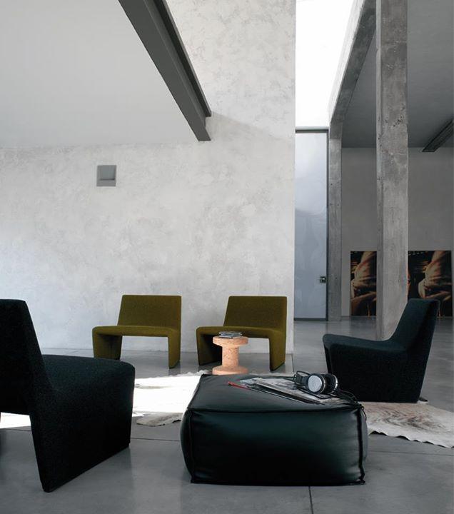 Verzelloni Every Living Room Needs A Conversation Area