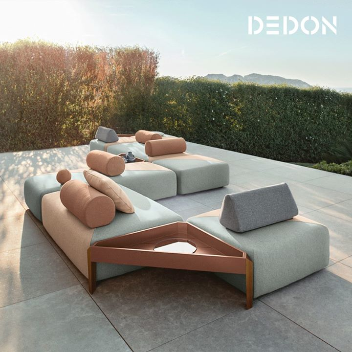 Dedon and the winner is brixx dedon 39 s first fully for Dedon outdoor furniture