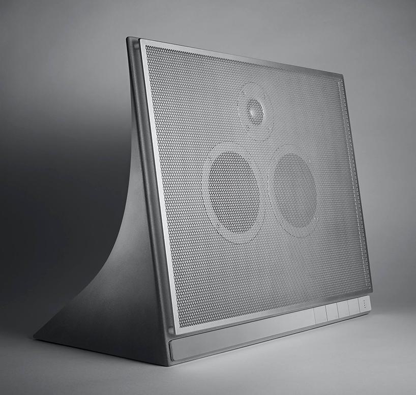 Designboom David Adjaye Designs Wireless Speaker For