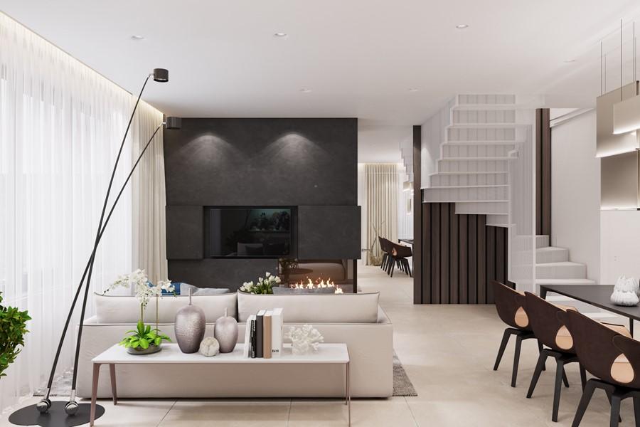 my house idea modern interior design by shamsudin kerimov