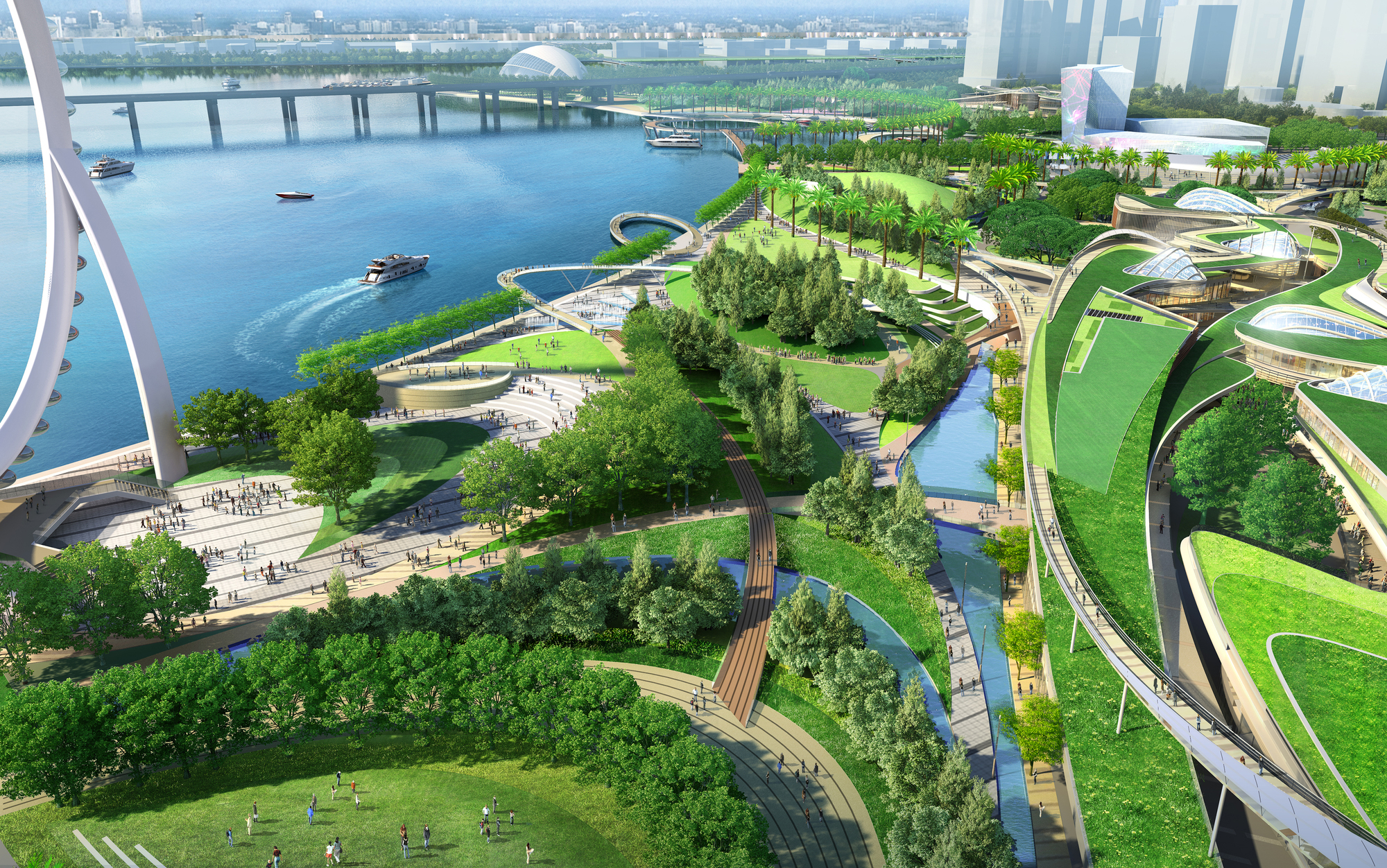 Archdaily China S Shenzhen Waterfront To Be Transformed