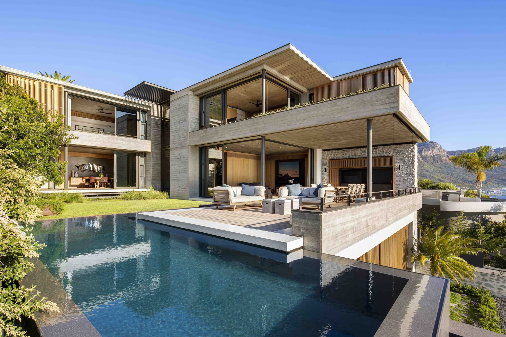 Archdaily Clifton House Malan Vorster Architecture