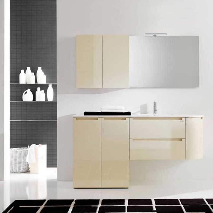 BERLONI BAGNO:  Modularity is the answer to your needs. Functional room space saving aum …