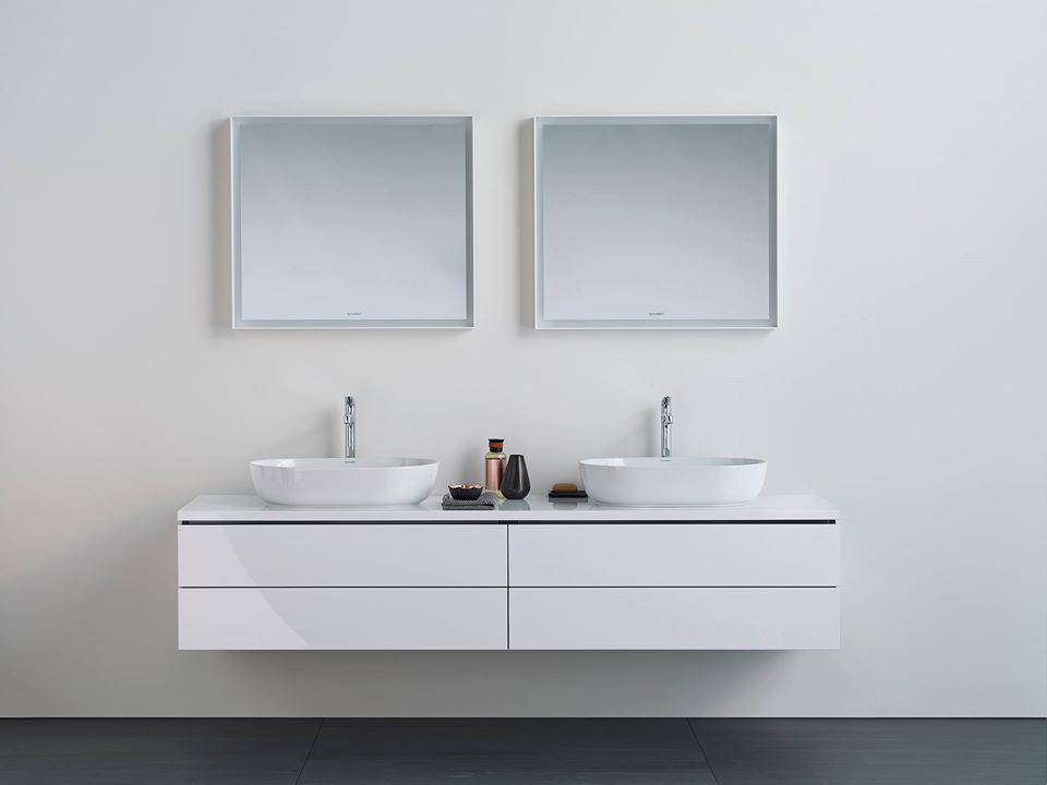 duravit simply unique duravit has extended its bathroom furniture program by adding a n designers furniture da vinci lifestyle