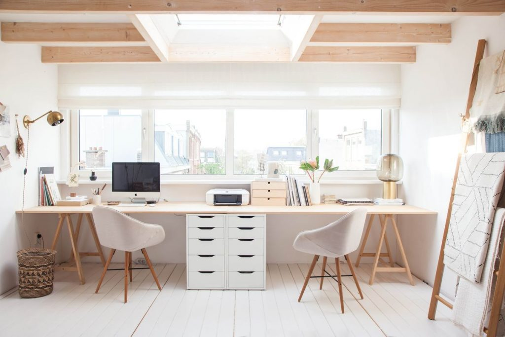 Home Designing 36 Inspirational Home Office Workspaces