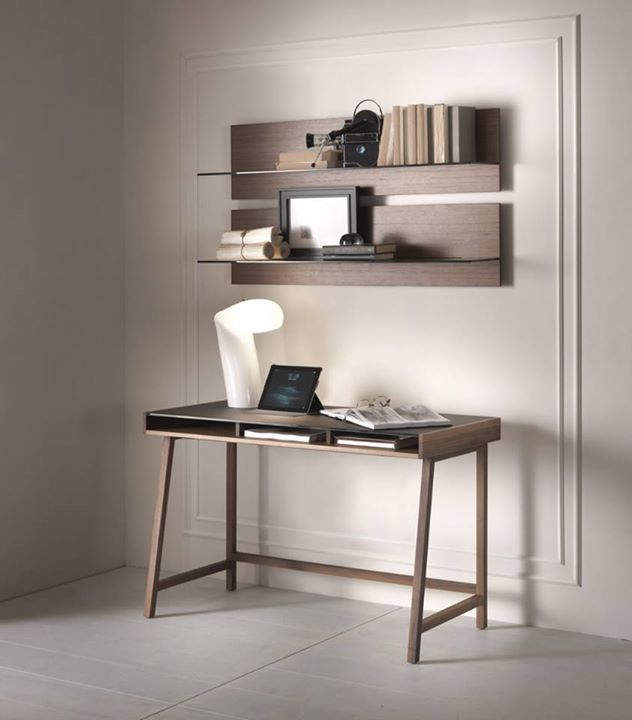 PACINI & CAPPELLINI: ABACO design by Fabio RebosioAbaco writing desk with its refined elegance allows …