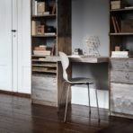 FRITZ HANSEN: Remember the Fritz Hansen's Choice 2016 design? Arne Jacobsen's Ant ™ in a silve …