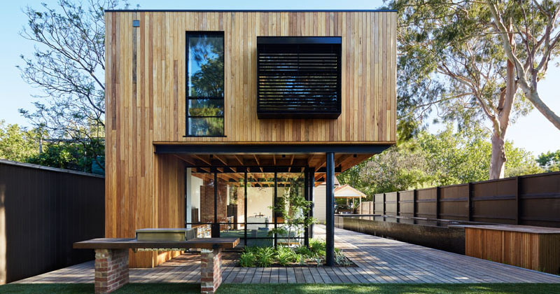 CONTEMPORIST: The Park House By tenfiftyfive