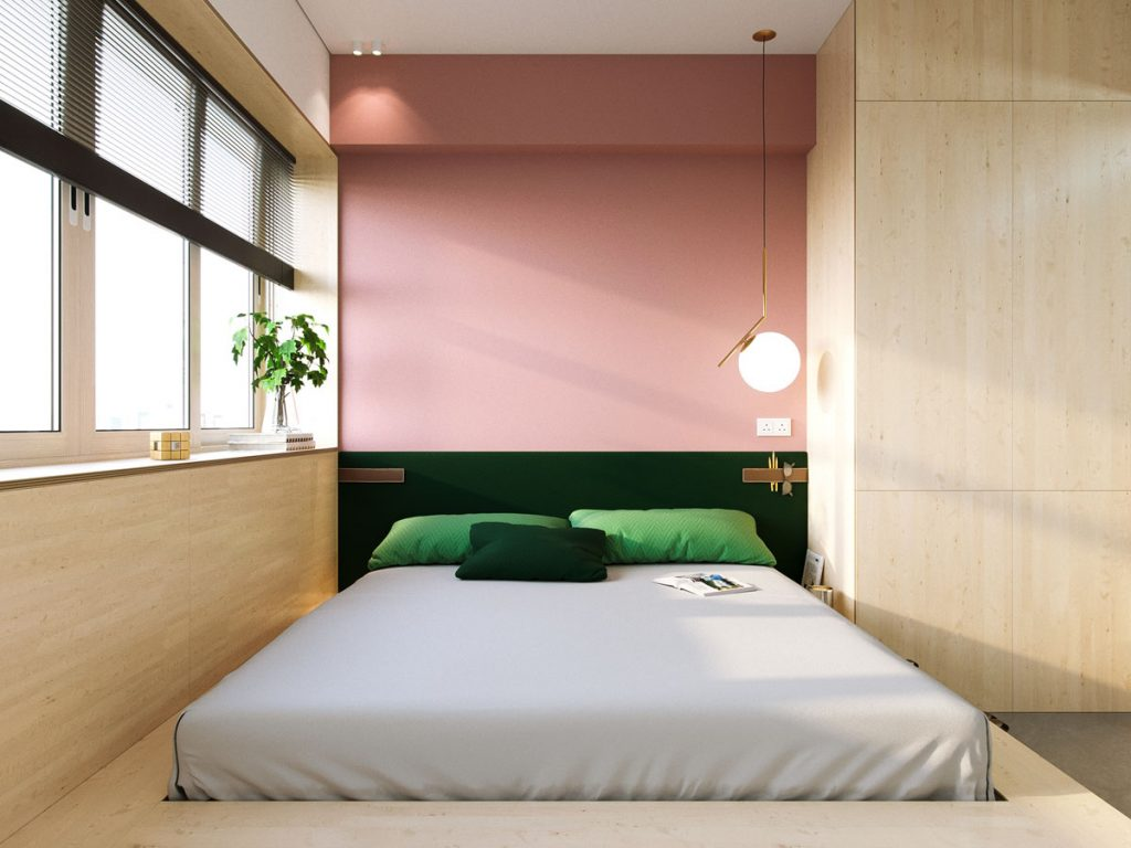HOME DESIGNING: A Minimalist Studio Apartment Under 23 Square Meters