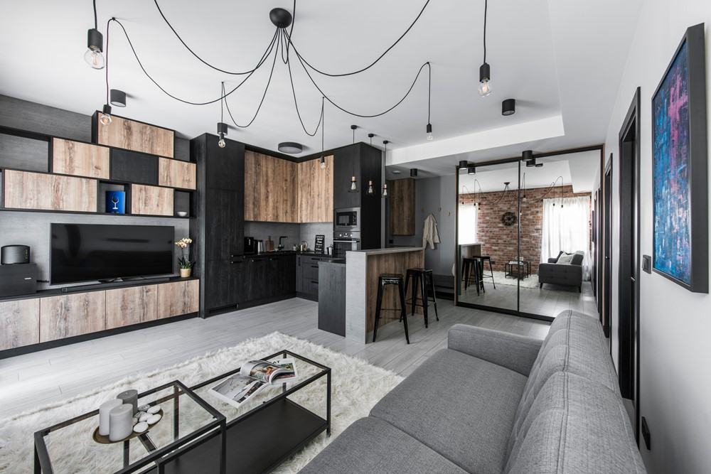 MY HOUSE IDEA: Drills & Hollywood project by Authentic Interior