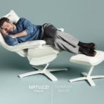 NATUZZI: Immediate visual softness and a seamless transition between body positions: Re-v…
