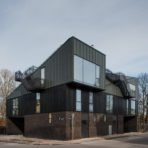 ARCHDAILY: A Two-Family House OGLE / NRJA