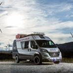 DESIGNBOOM: fiat ducato base camper van is built for escaping the city