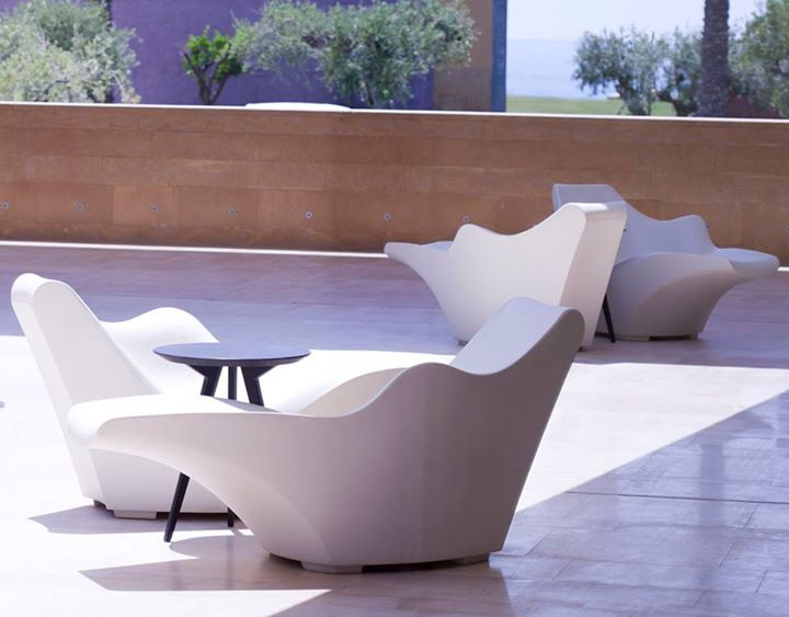 Driade Sofa Blooms In The Terrace Tokyo Pop Seats By