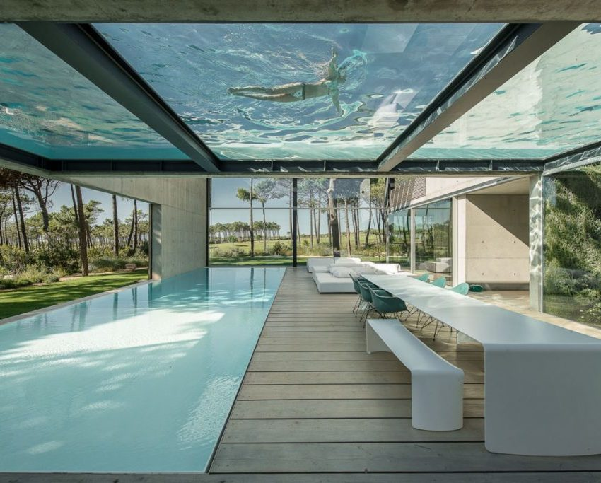 Live Between Four Pools In This Portugese Riviera, National Park Set Retreat  Like Architecture U0026 Interior Design? Follow Us..