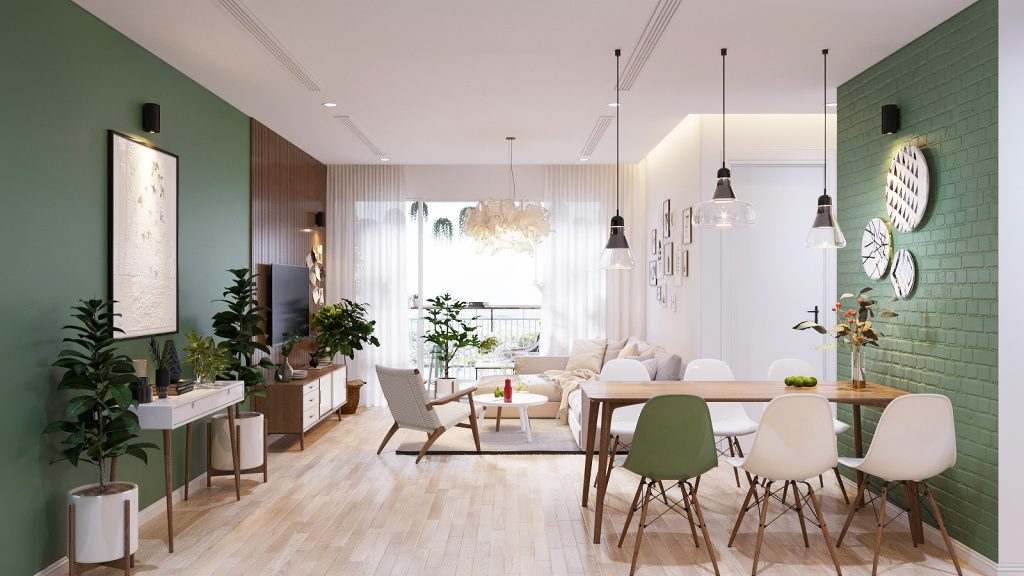 Home Designing Modern Scandinavian Style Home Design For Young Families 2 Examples