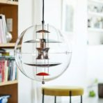 VERPAN: The iconic VP GLOBE fits in all homes and the timeless design makes the lamp beyond …