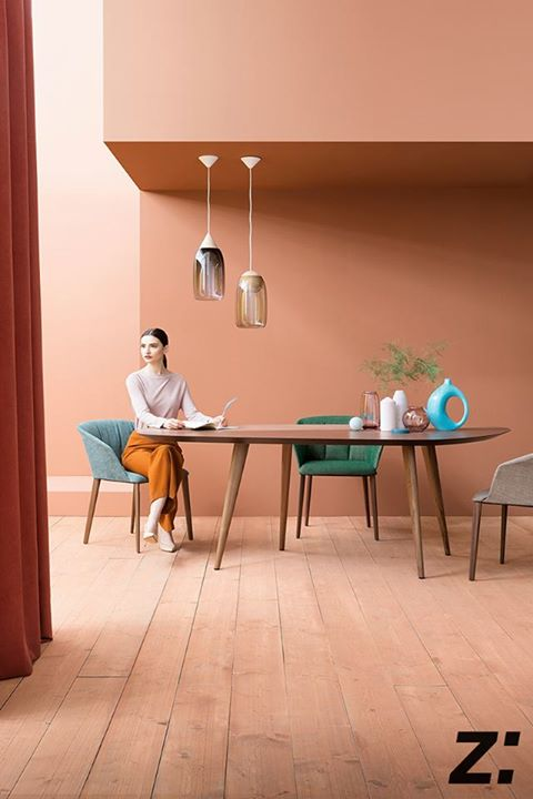 Zanotta table table tweed garcia cumini 2017 to read for Table zanotta tweed