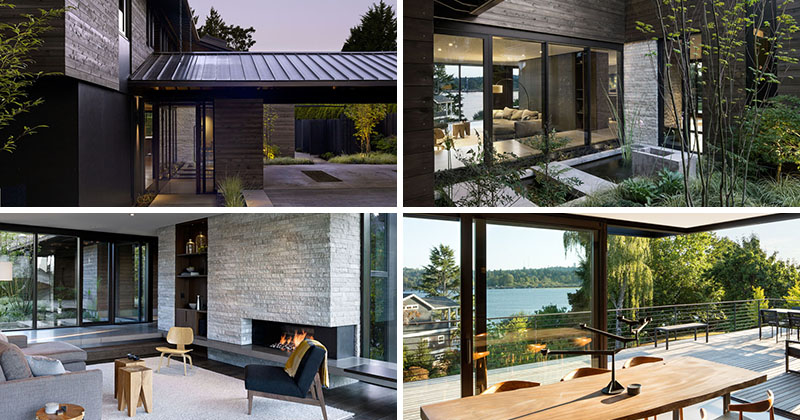 Contemporist This 1960s House In Seattle Was Given A