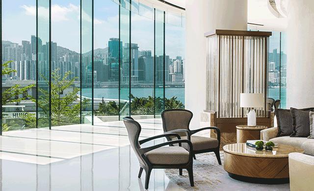Hospitalitydesign Kerry Hotel Hong Kong Hospitality
