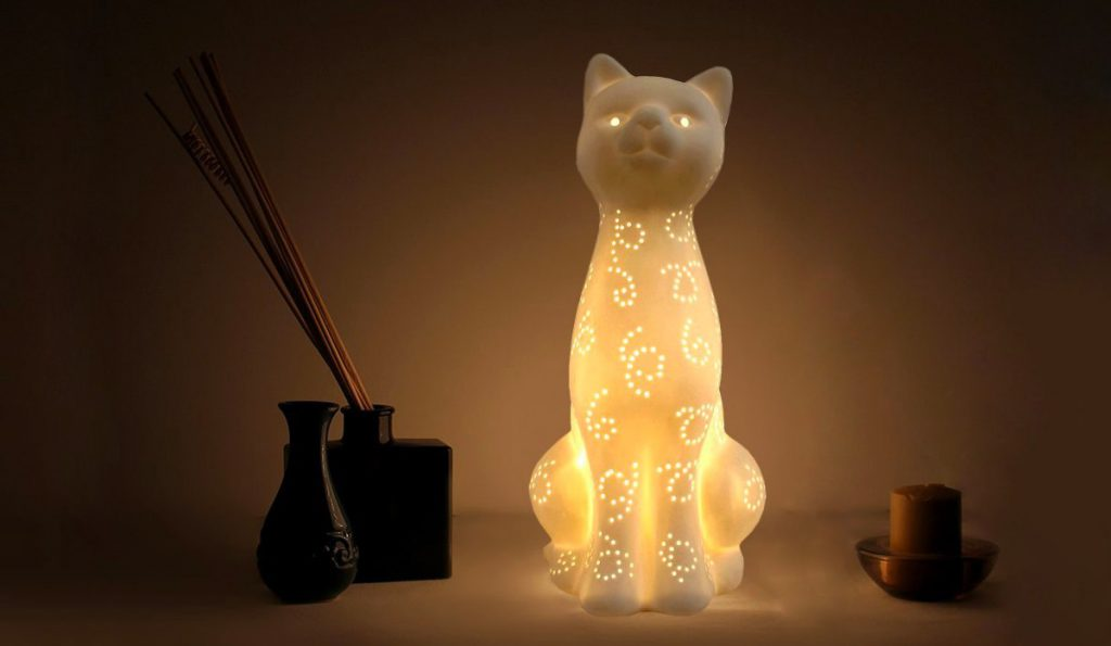 Home Designing 52 Cat Themed Home Decor Accessories