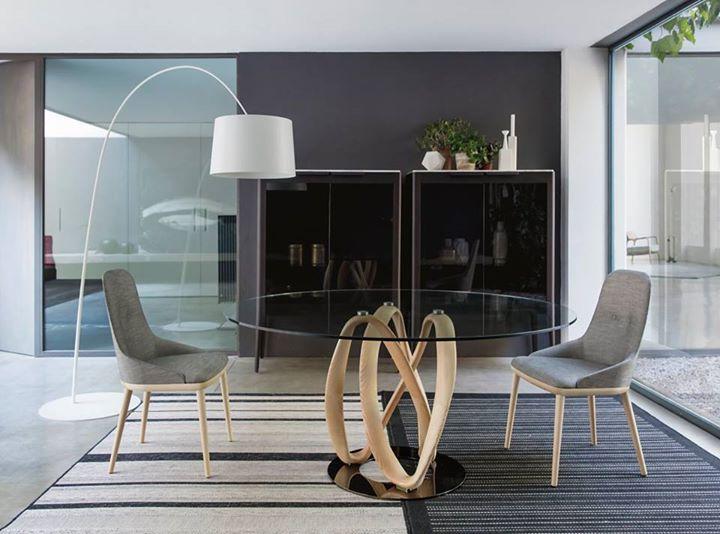 PORADA: Infinity Table ... Never Ending Beauty!   Contemporary Designers  Furniture U2013 Da Vinci Lifestyle
