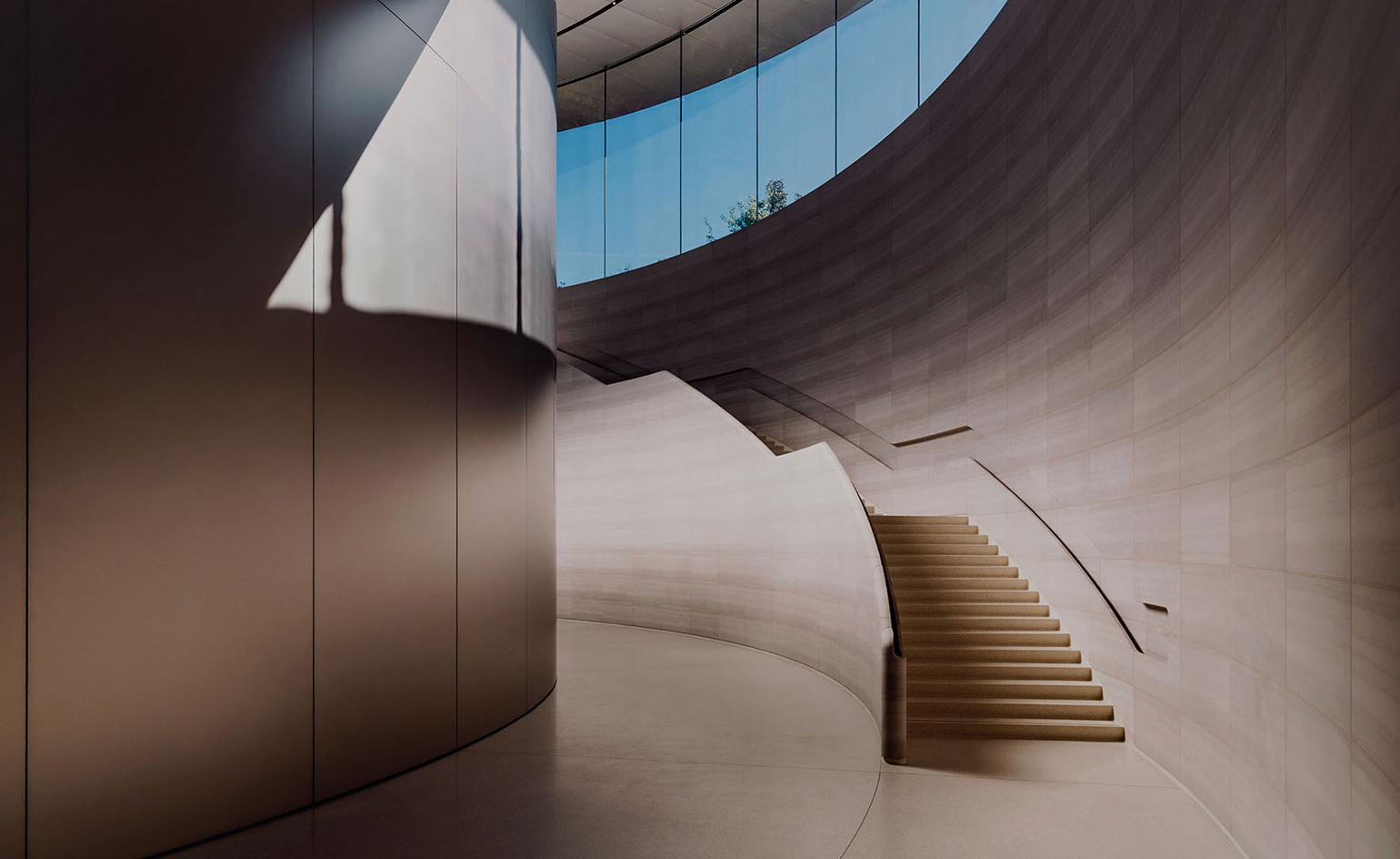 Wallpaper Jony Ive On Apple S New Hq And The Disappearing