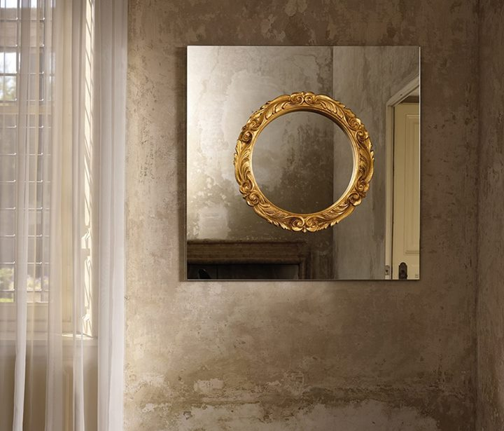 Fiam portrait mirror design marta laudani and marco for Uses of mirror
