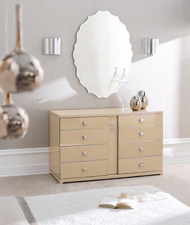 Calliope Cabinets In Erable Veneer