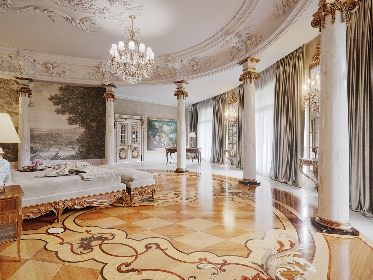 HOME DESIGNING: 51 Luxury Bedrooms With Images, Tips ...