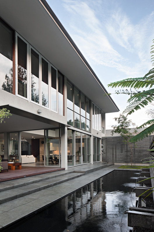 House of the Second Narration / RDMA, © Mario Wibowo Photography