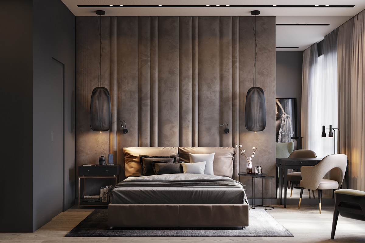 HOME DESIGNING: 51 Master Bedroom Ideas And Tips And ...