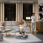 THEODORE ALEXANDER – HIGH END LUXURY FURNITURE: Sofa Saturdays   _______________________…