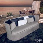 NATUZZI – CONTEMPORARY SOFAS: Soft forms and minimal design: our Cape