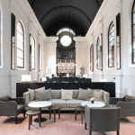 HOSPITALITYDESIGN: August Arrives in Antwerp | Hospitality Design