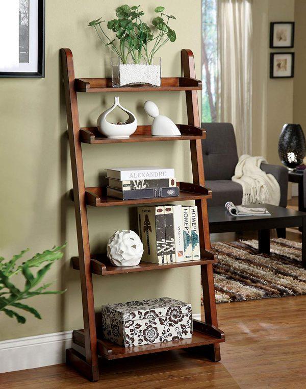 Ladder Shelves For Smart Storage