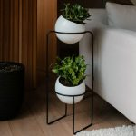 HOME DESIGNING: A Beautiful Modern 2 Tier Planter