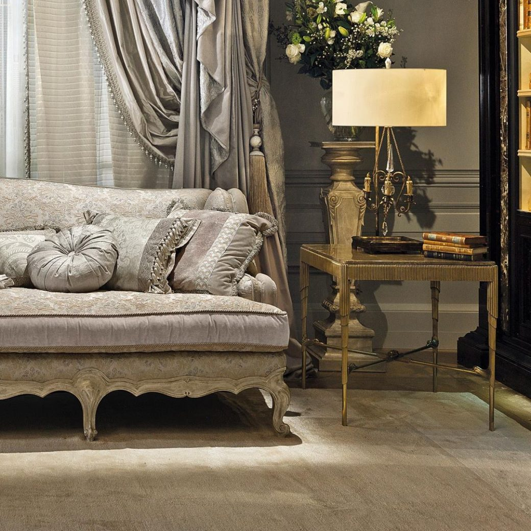 «Darcy sofa» is an invention and as an i...