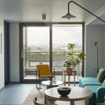 WALLPAPER: Balfron Tower launches eclectically designed show apartments