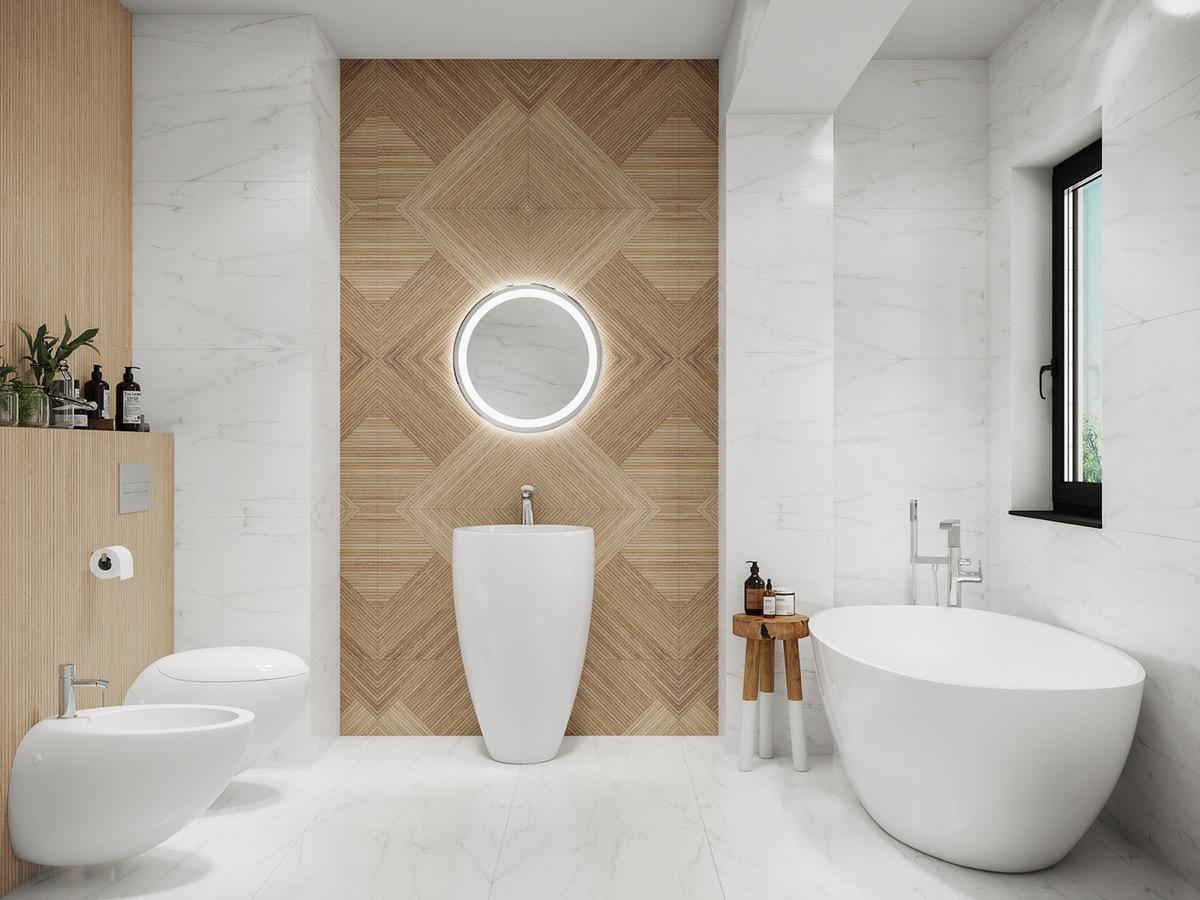Home Designing Just 1 Bathroom