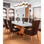 THEODORE ALEXANDER – HIGH END LUXURY FURNITURE: A center piece worth dining over, the De …