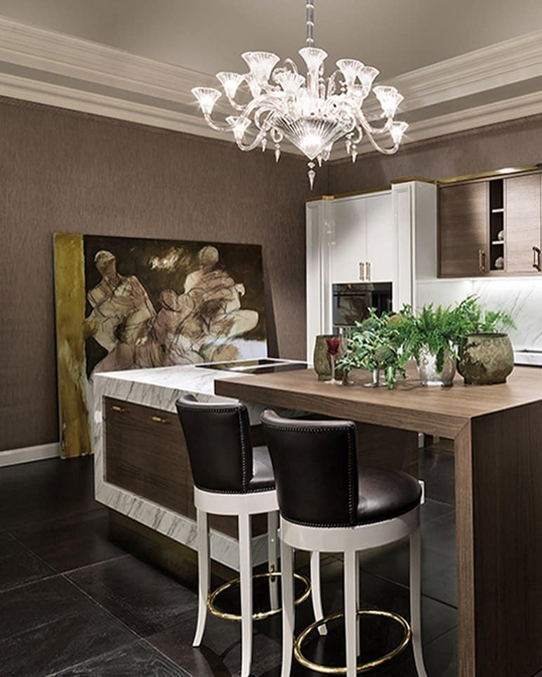 Unveiling Tribeca: the kitchen as a work...