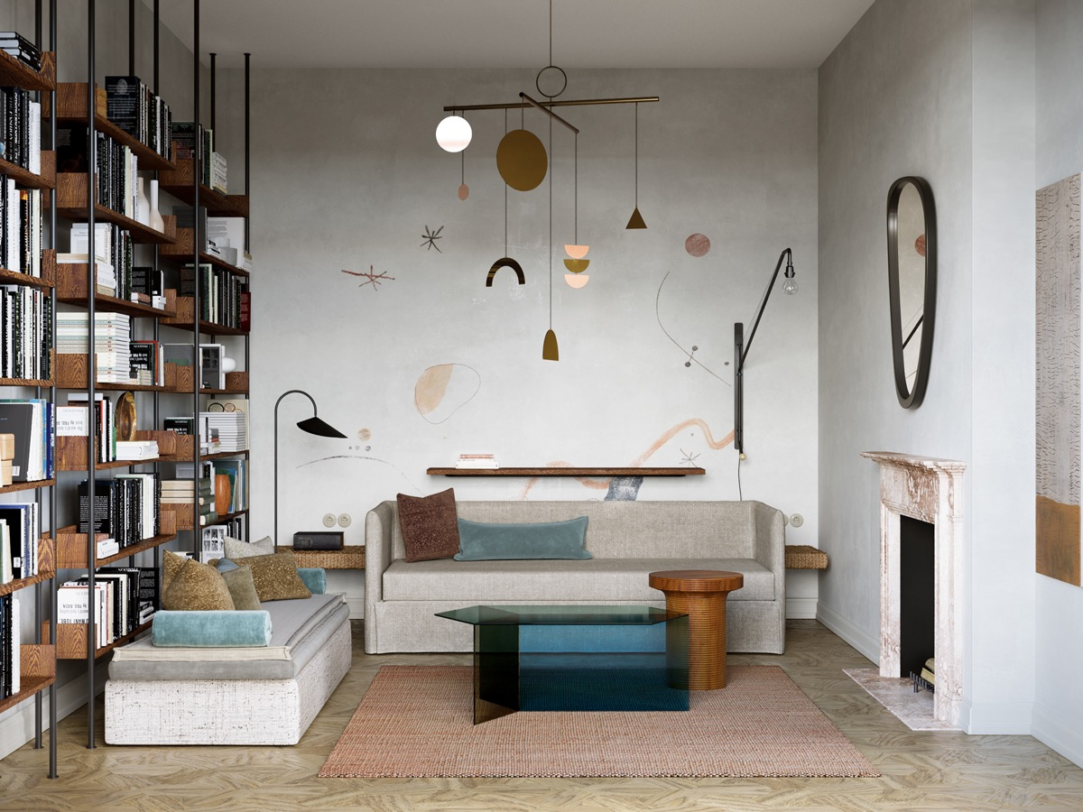 HOME DESIGNING: 13 Examples That Show How To Go Full Mid Century