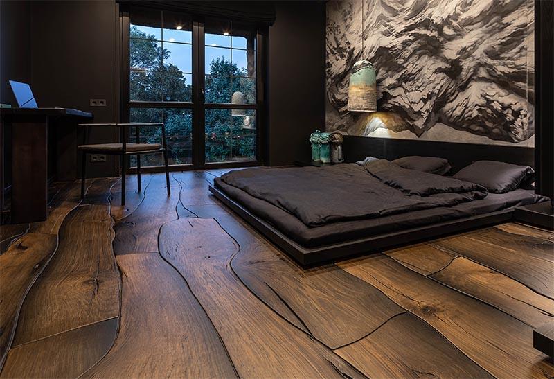 This Unique Wood Flooring Fits Together, Unique Laminate Flooring