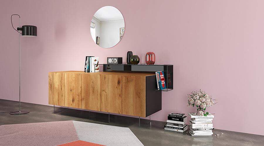 The world of LAGO sideboard storage has ...